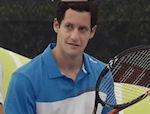 Jeremy Glazer's Wilson Tennis Commercial